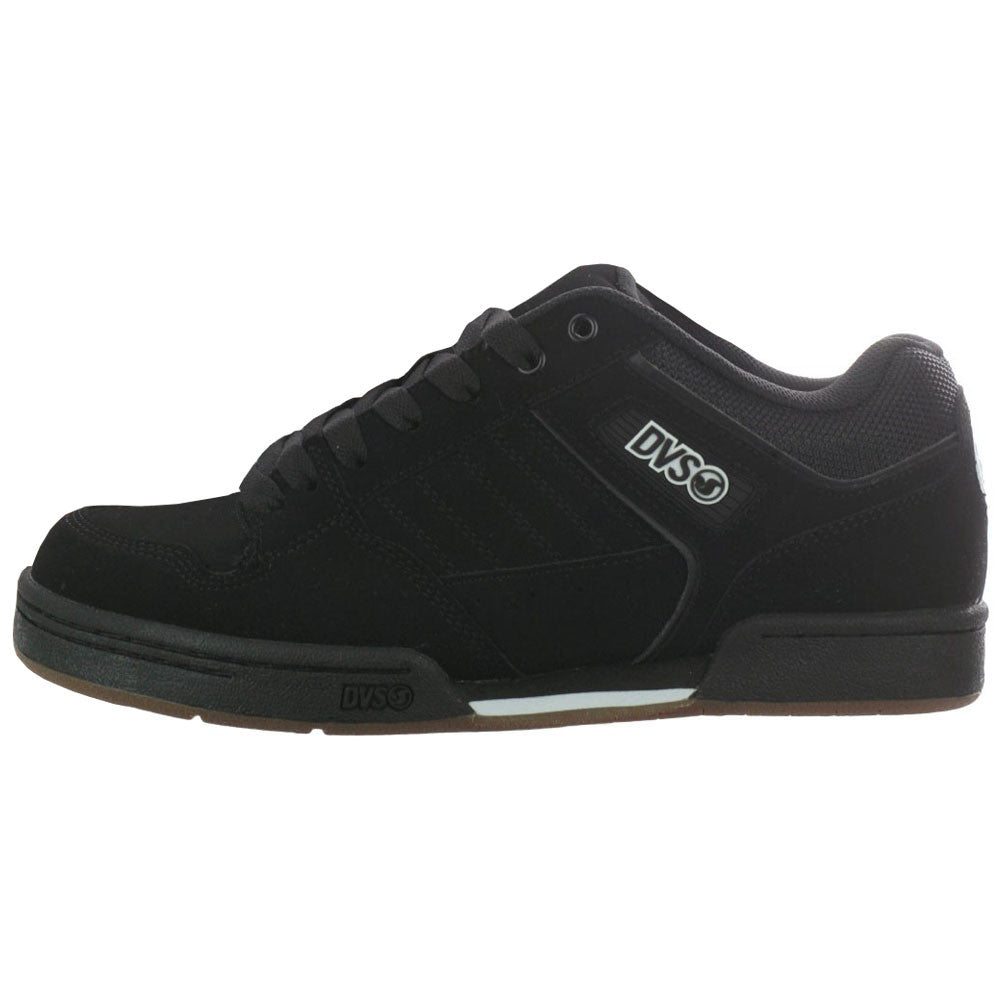 DVS Durham - Black Nubuck 009 - Skateboard Shoes