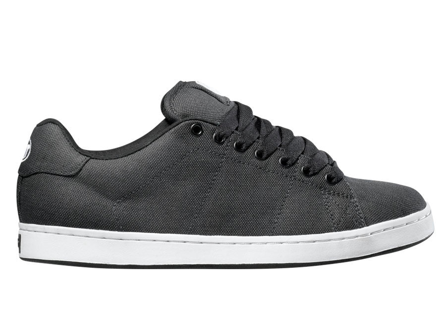 DVS Gavin 2 - Black Chambray 011 - Skateboard Shoes