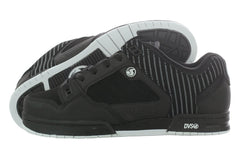 DVS Militia - Black Nubuck 015 - Skateboard Shoes