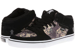 DVS Torey - Black Suede Grizzly 962 - Skateboard Shoes