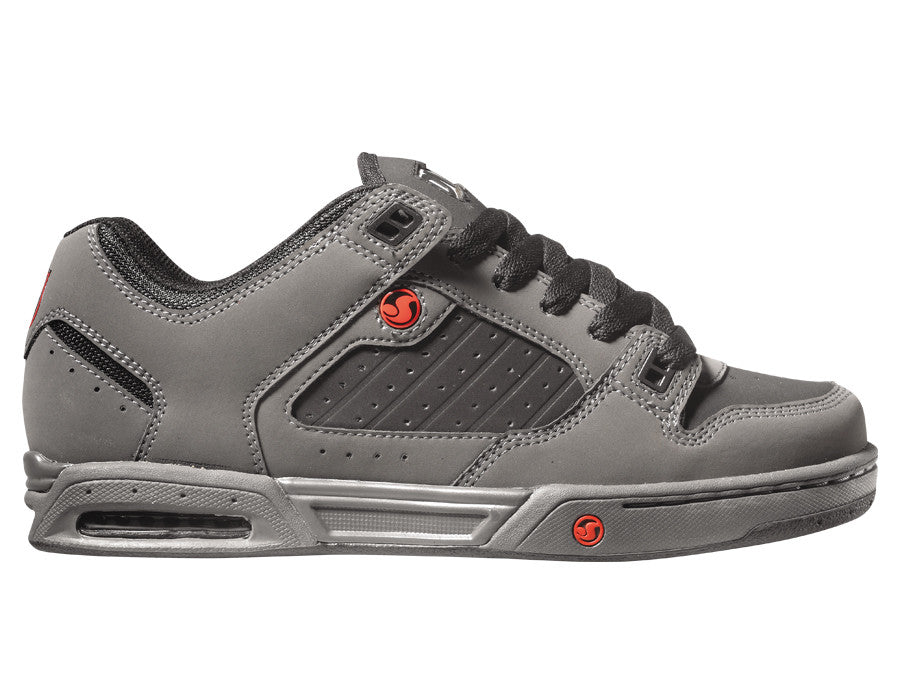 DVS Militia Heir - Grey HA Deegan 020 - Skateboard Shoes