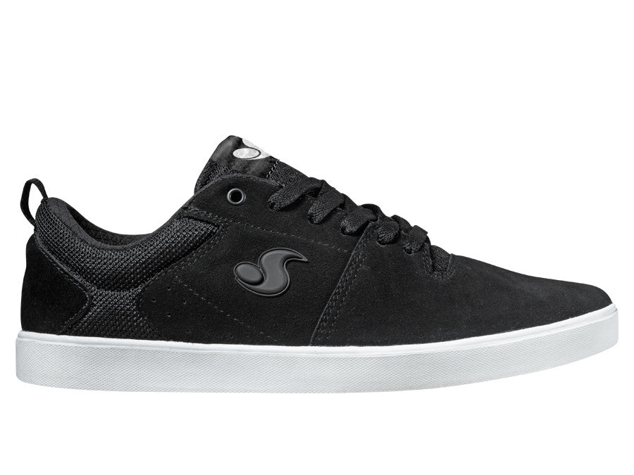 DVS Nica - Black Suede 001 - Skateboard Shoes