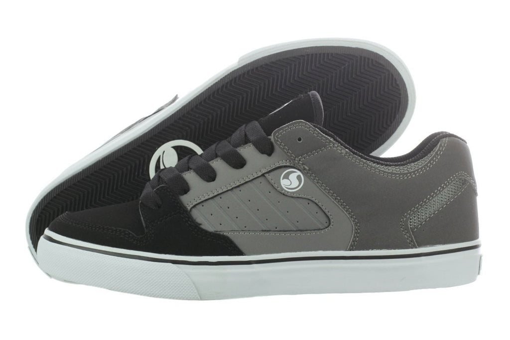 DVS Militia CT - Black/Grey Nubuck S01 - Skateboard Shoes