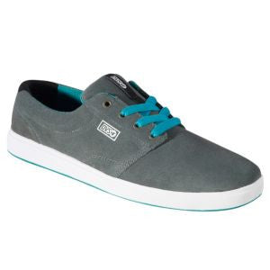 DVS Daewon 13 HL - Grey Suede 020 - Skateboard Shoes