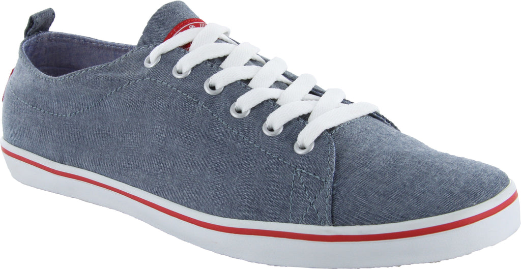 DVS Girls Rehab - Blue Textile 401 - Girls Shoes