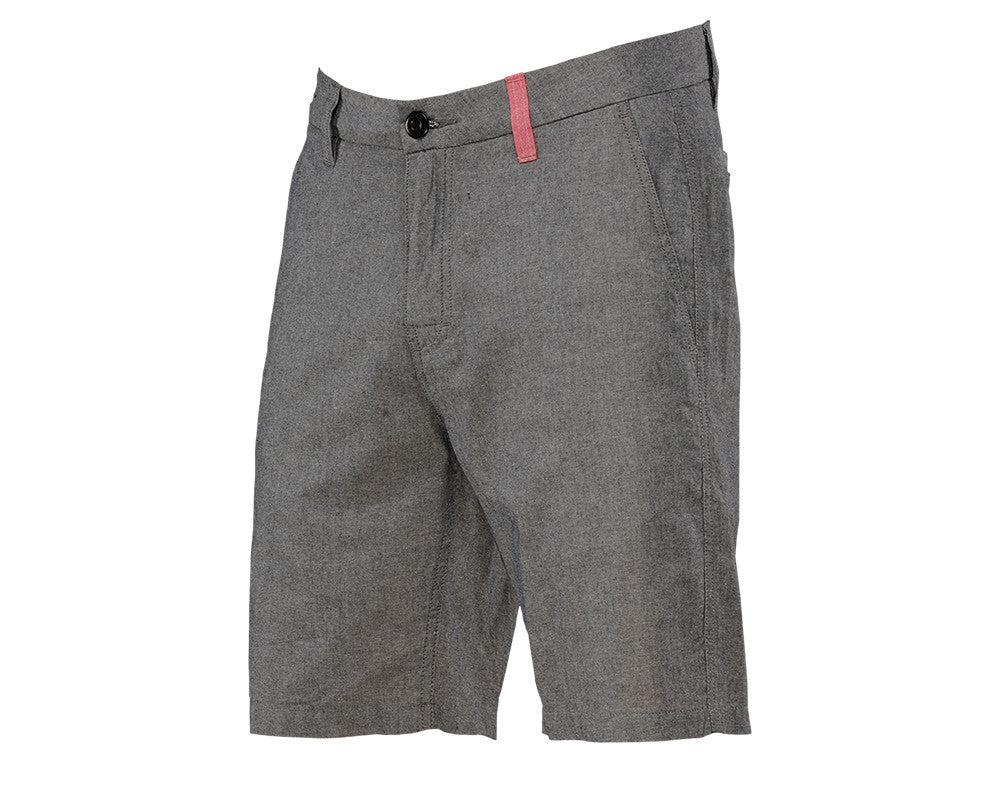 2014 Dye Trade Shorts - Heather Grey/Salmon