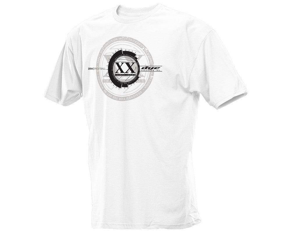2014 Dye XX T-Shirt - White
