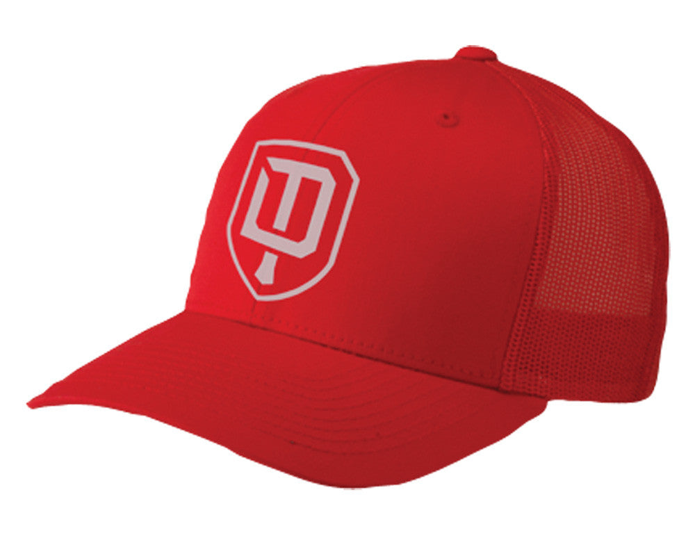 Dye 2013 DT Men's Adjustable Hat - Red
