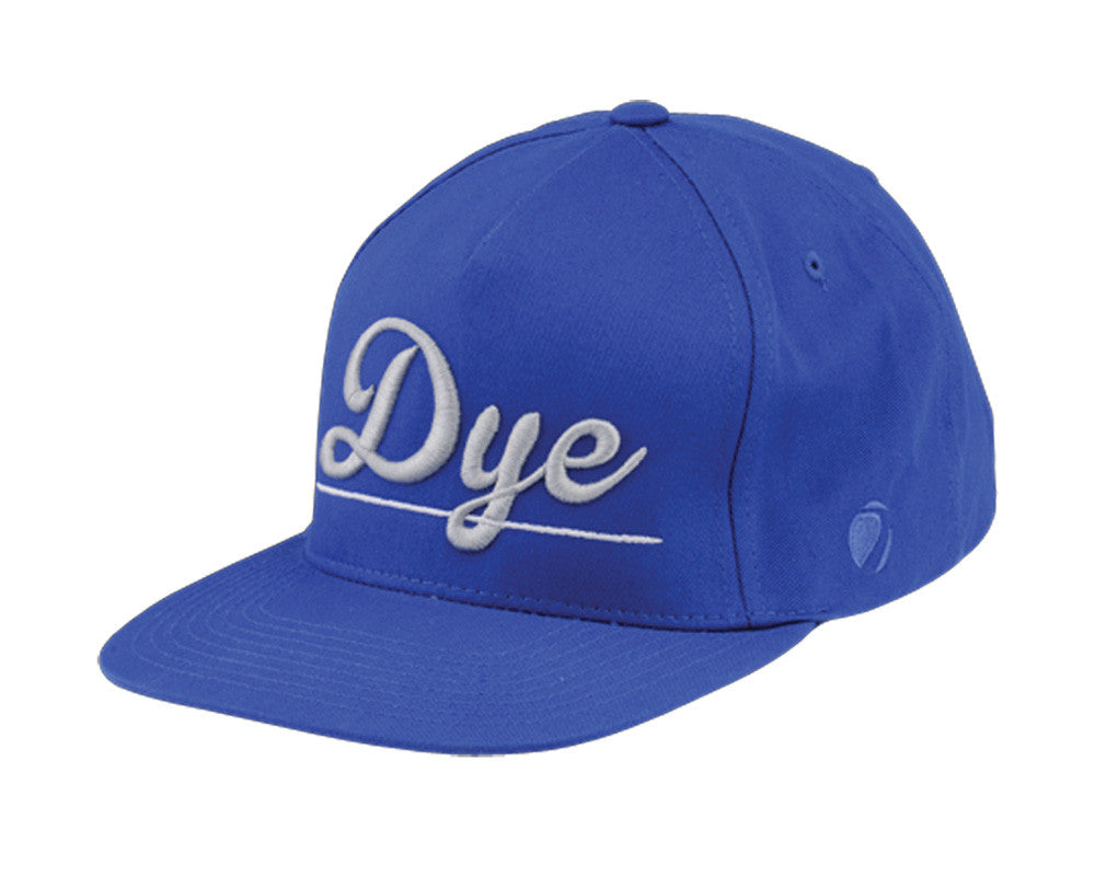 Dye 2013 Gap Men's Adjustable Hat - Royal