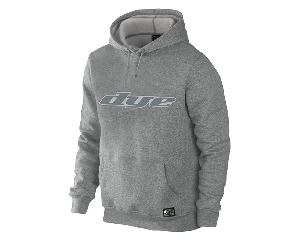Dye 2013 Identity Hooded Sweatshirt - Gunmetal Heather