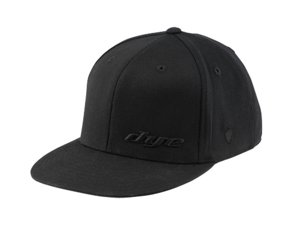 Dye 2013 So Cal Men's Fitted Hat - Black
