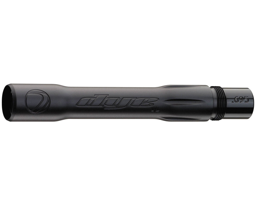 Dye Ultralite Paintball Barrel Back - Spyder .692 - Dust Black