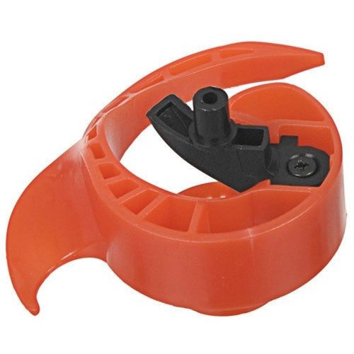 Dye Rotor Loader Center Arm - Red