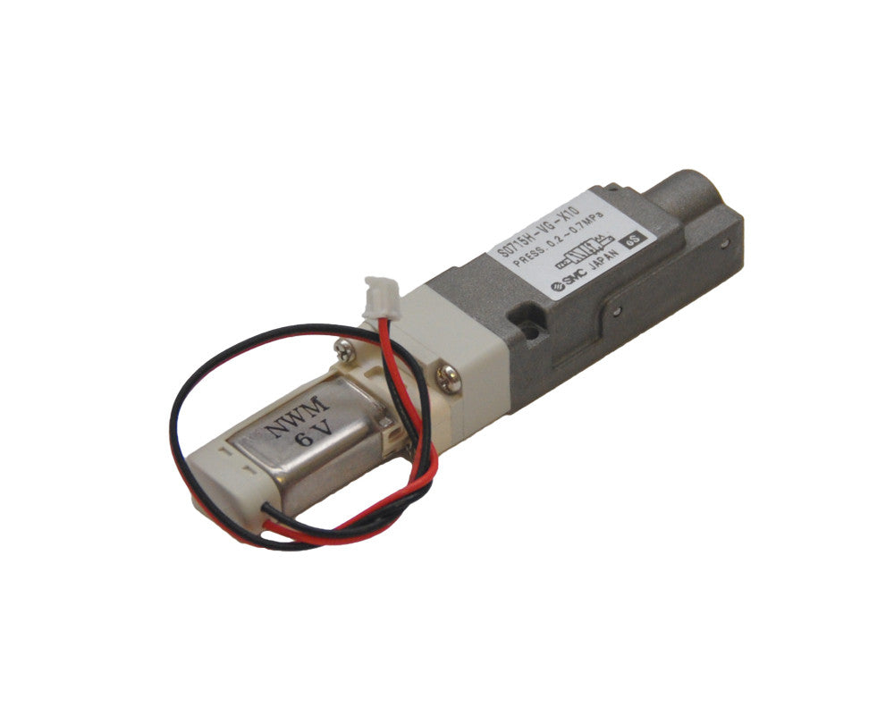 Dye Solenoid Assembly - DM6-DM14 & PM6/PM7/PM8
