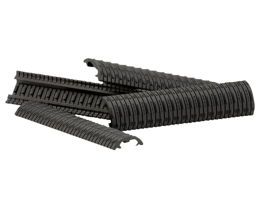 Dye Assault Matrix Modular Rail Covers - Black