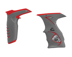 Dye DM14 Grip Kit - Red/Grey