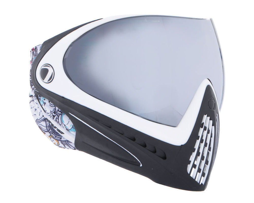 Dye Invision Goggle I4 Pro Mask - Steamboat White