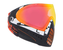 Dye Invision Goggle I4 Pro Mask - Trinity Orange