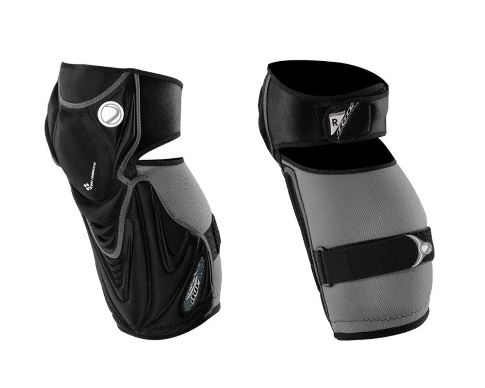 Dye Paintball Knee/Shin Pads - Black