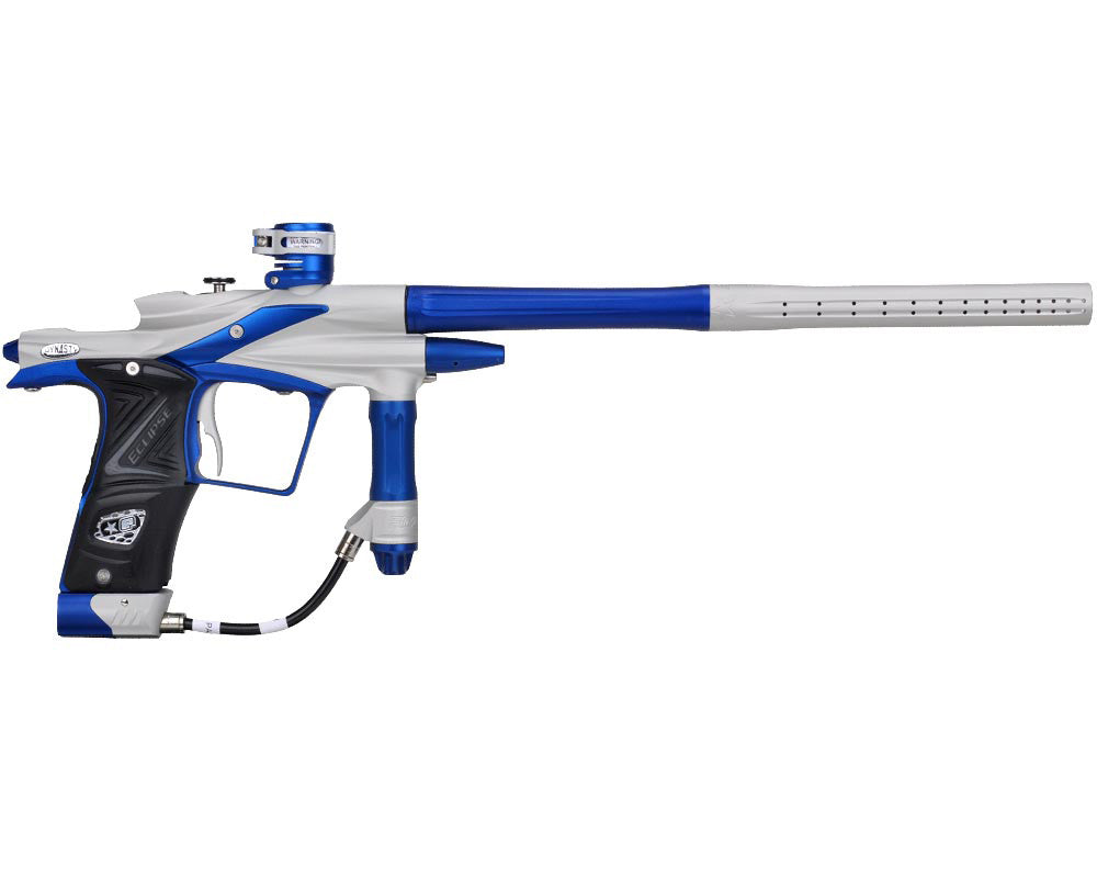 Planet Eclipse 2011 Ego Paintball Gun - Dynasty White/Cobalt