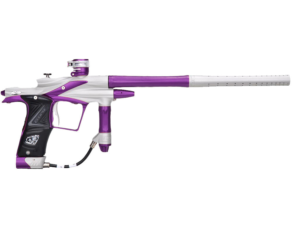 Planet Eclipse 2011 Ego Paintball Gun - Dynasty White/Electric Purple