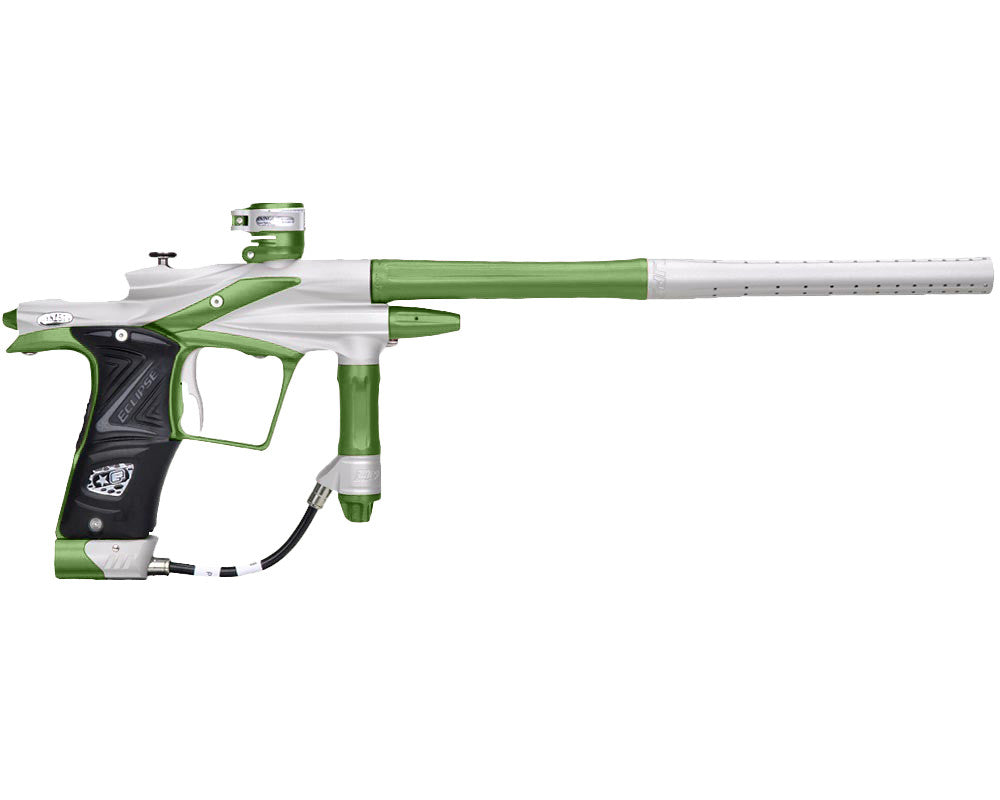 Planet Eclipse 2011 Ego Paintball Gun - Dynasty White/Olive