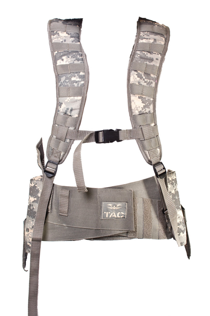 Valken V-Tac Echo Paintball Vest - ACU
