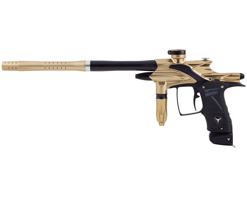 Dangerous Power Fusion Elite Paintball Gun - Gold/Black
