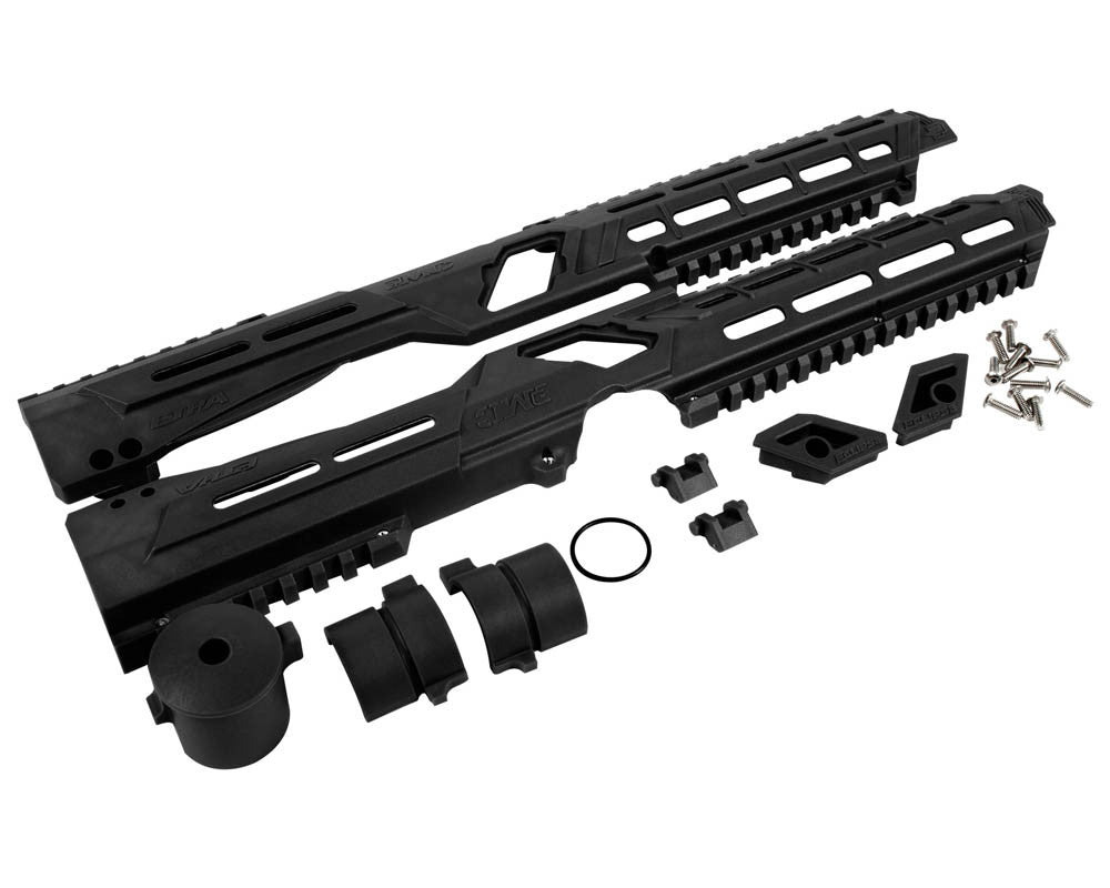 Planet Eclipse EMC Geo 3 Rail Mounting Kit - Black