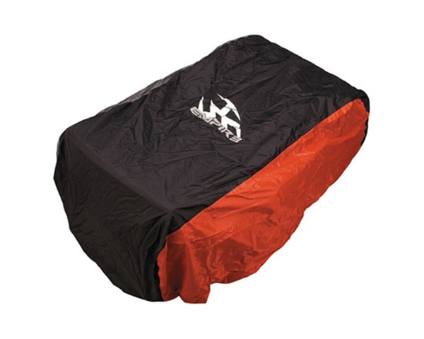 Empire XLT Rolling Gear Bag Cover - Black/Red/Grey