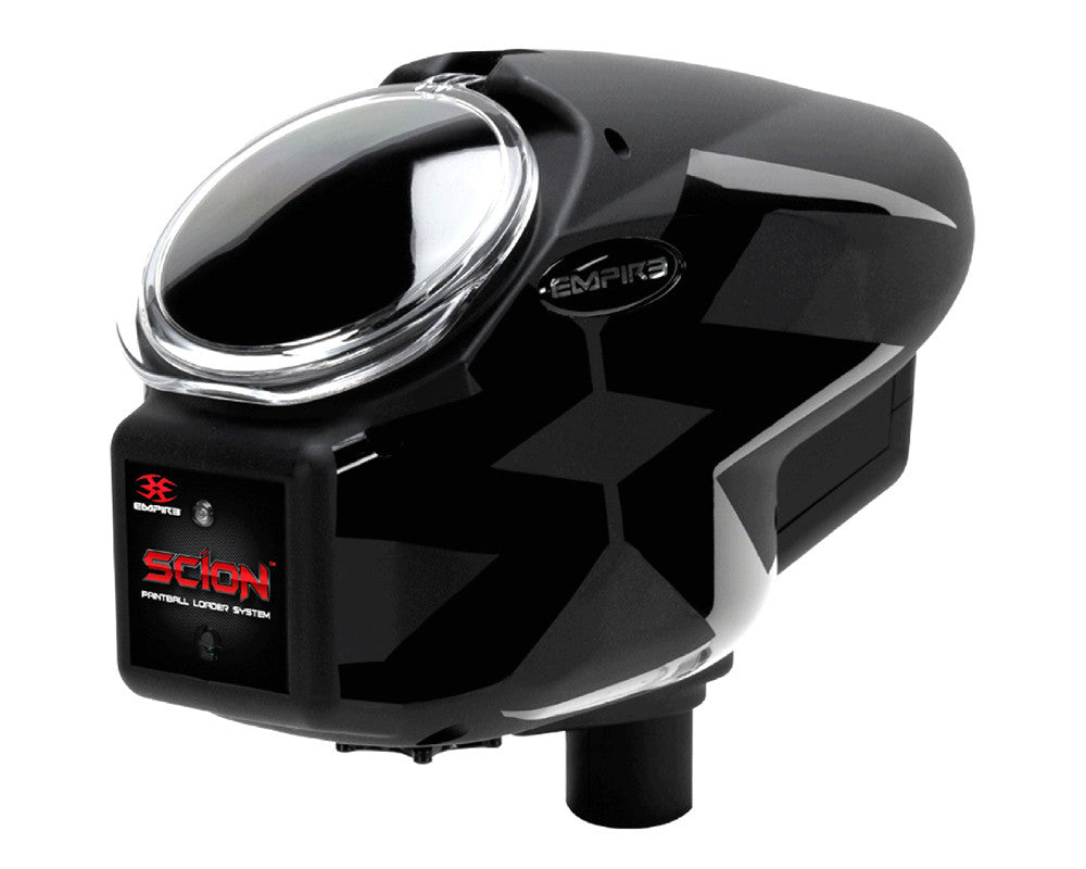Empire Scion Paintball Hopper - Smoke