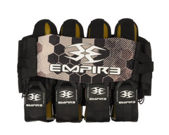 Empire 2014 Compressor Pack Hex FT Paintball Harness - 4+7 - Green