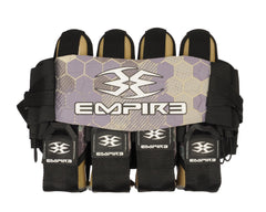 Empire 2014 Compressor Pack Hex FT Paintball Harness - 4+7 - Tan