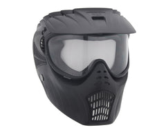 Empire X-Ray Single Mask - Black