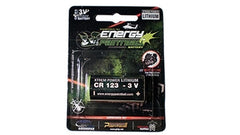 Energy Paintball CR 123 Lithium Battery - Single