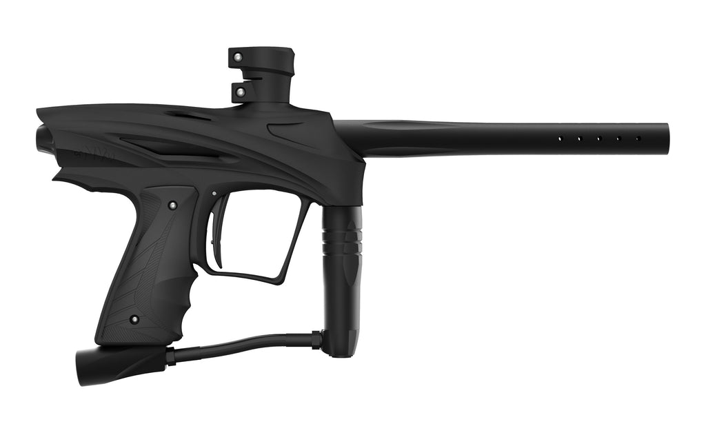 GoG eNVy Paintball Gun w/ Blackheart Board - Black