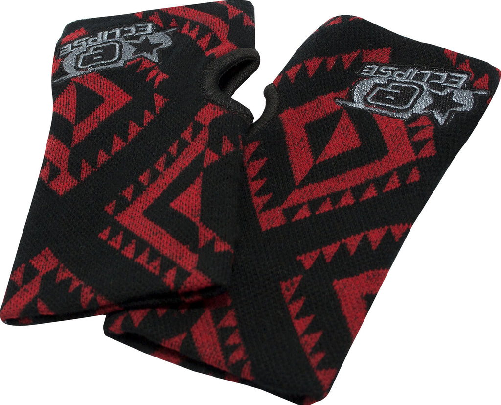 Planet Eclipse Escher Wristband - Red/Black