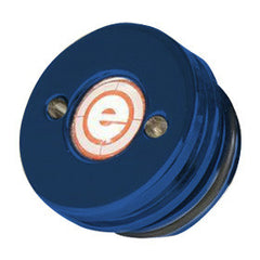 Evil Impulse Back Plug - Blue