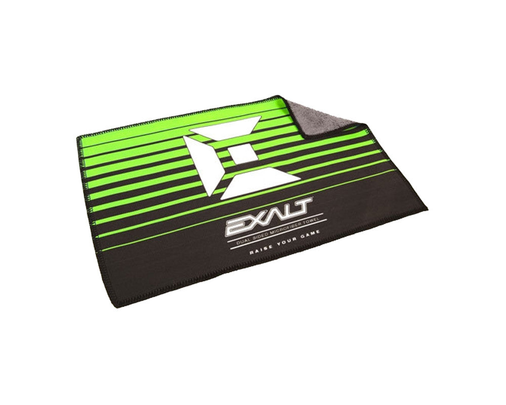 Exalt Microfiber 2014 Player Goggle Cloth - Lime