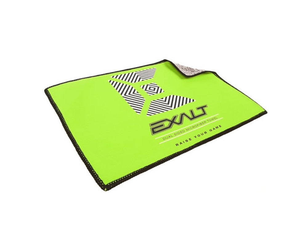 Exalt Microfiber 2014 Player Goggle Cloth - Neon