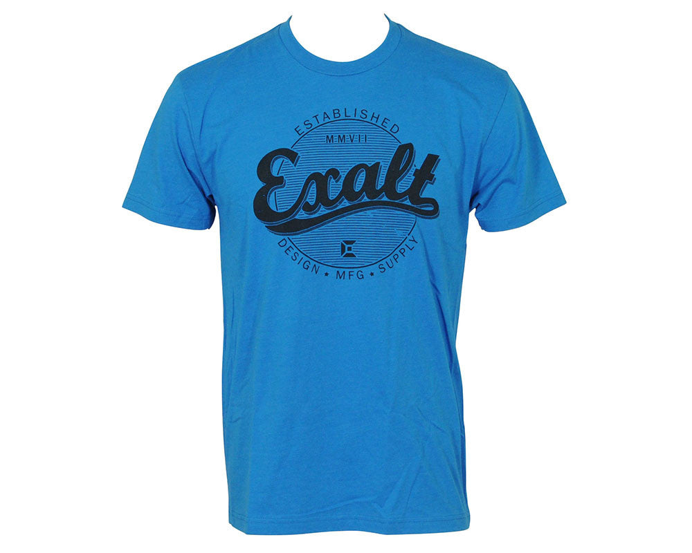 Exalt Stamp Paintball T-Shirt - Blue