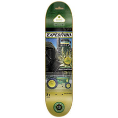 Expedition Hamilton Toys - Green/Gold - 8.06 - Skateboard Deck