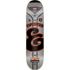 Expedition Miller Jersey - Grey - 8.1 - Skateboard Deck