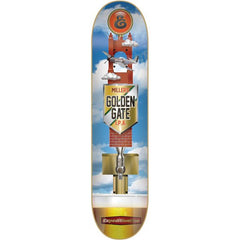 Expedition Miller Taps - Gold - 7.9 - Skateboard Deck