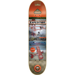 Expedition Miller Toys - Orange - 7.9 - Skateboard Deck