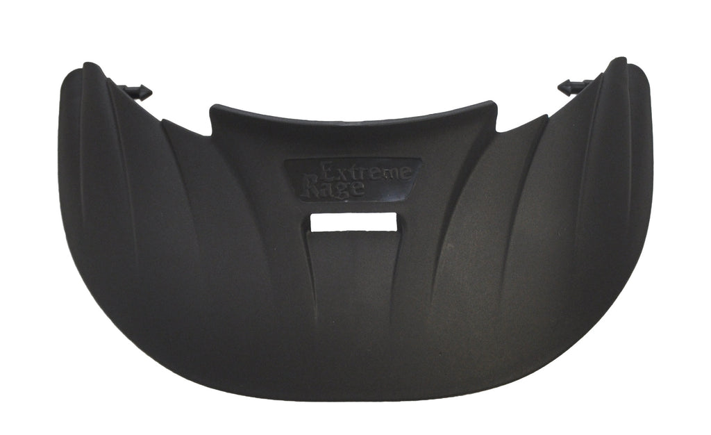 Extreme Rage Echo 20/20 Replacement Visor - Black