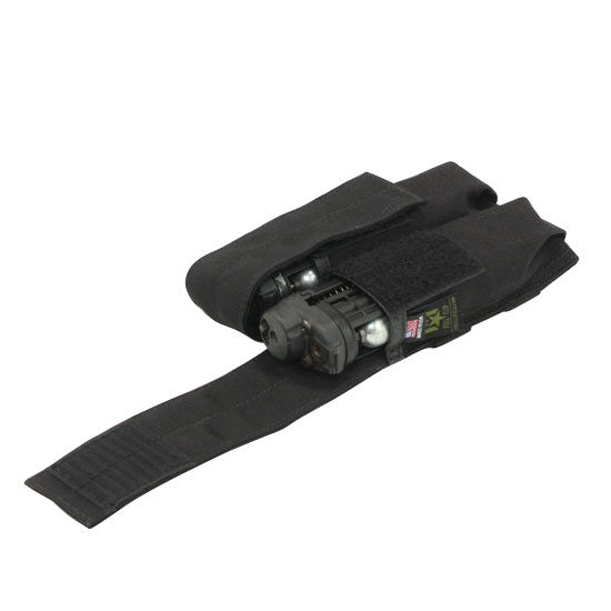 Full Clip Tiberius Double Mag Pouch - Black