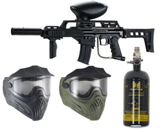 Empire BT-4 Slice G36 Elite & Thermal Helix Mask w/ Free 47/3000 Air Tank