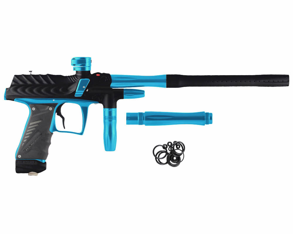 Bob Long Dragon G6R Intimidator - Dust Black/Polished Teal