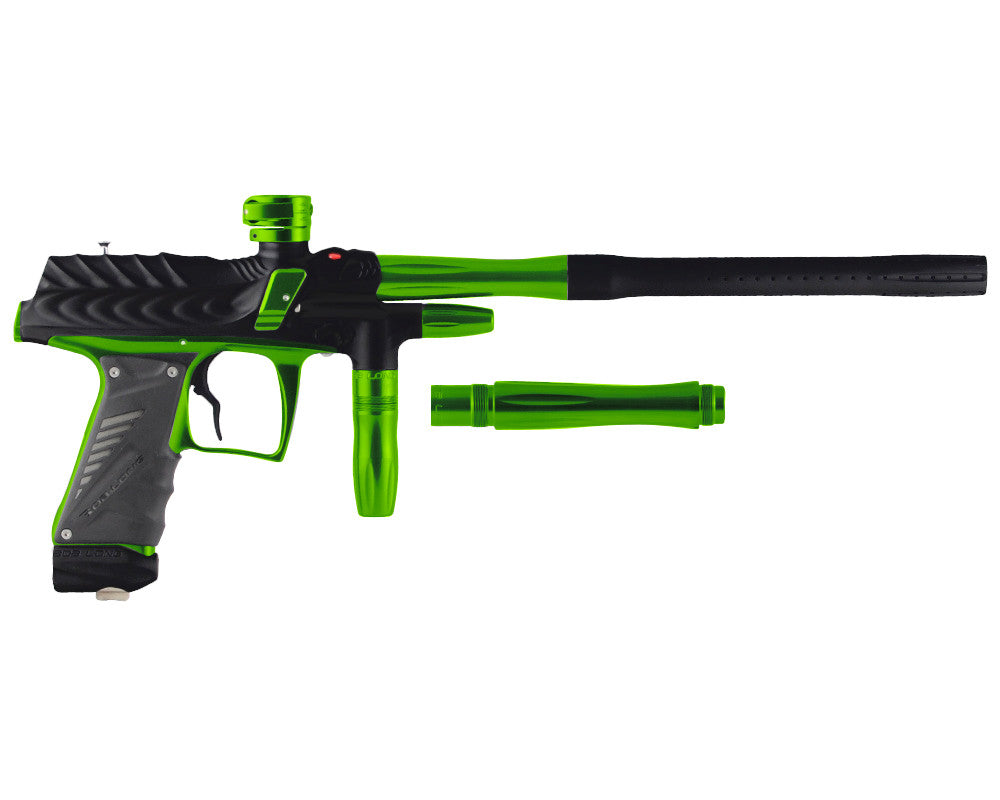 Bob Long Dragon G6R Intimidator - Dust Black/Polished Lime